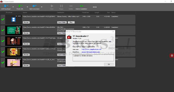 YT Downloader 7.2.6 Full Version