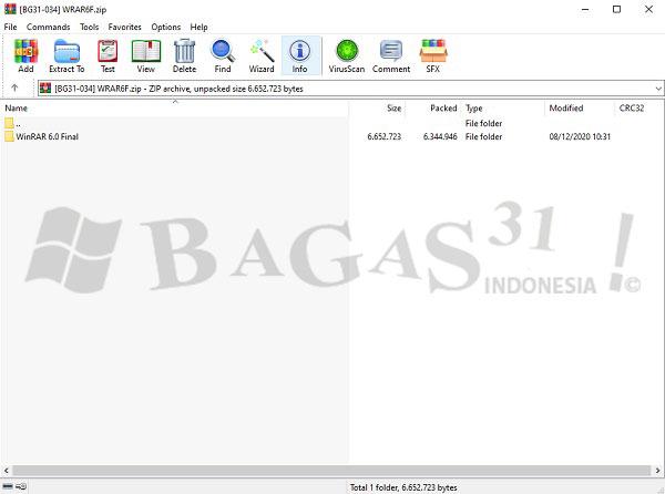 WinRAR 6.0 Final Full Version
