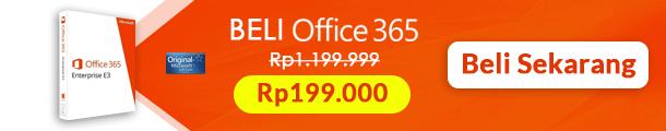 Beli Lisensi Office 365