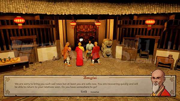 9 Monkeys of Shaolin New Game Plus