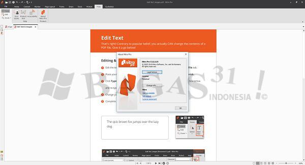 Nitro Pro Enterprise 13.33.2.645 Full Version