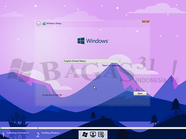 Windows 10 LITE v2009 Build 19042.685 Januari 2021
