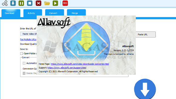 Allavsoft Video Downloader Converter 3.23.3.7724 Full Version
