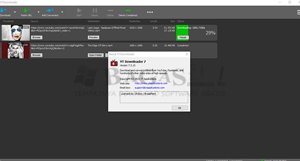 YT Downloader 7.3.12 Full Version