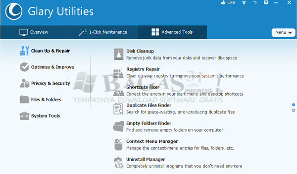 Glary Utilities Pro 5.160.0.186 Full Version