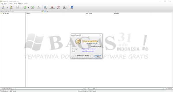 PowerISO 7.9 Full Version