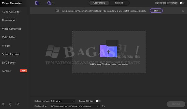 Wondershare UniConverter 12.5.5.12 x64 Full Version