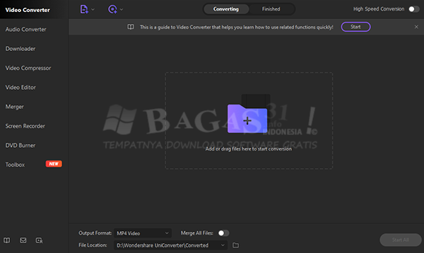 Wondershare UniConverter 12.6.0.12 x64 Full Version