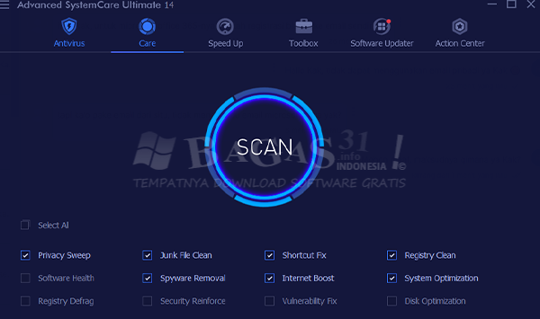 Advanced Systemcare Ultimate 14.0.1.112 Full Version