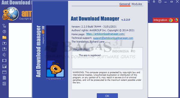 Ant Download Manager Pro 2.2.1 Full Version