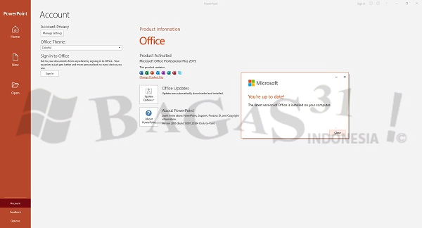 Microsoft Office 2019 Pro Plus v2103 Build 13901.20400 April 2021