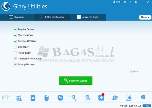Glary Utilities Pro 5.164.0.190 Full Version