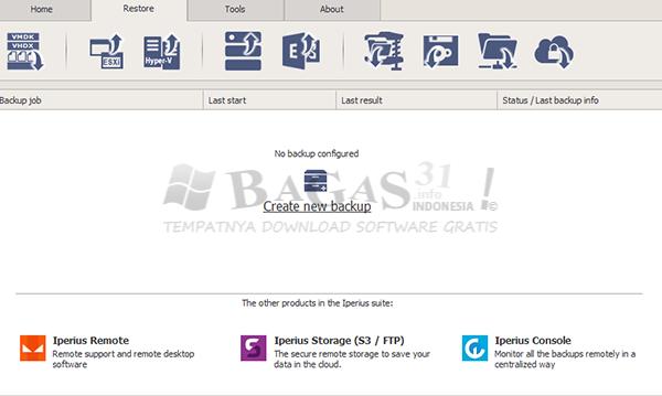 Iperius Backup 7.3.0 Full Version