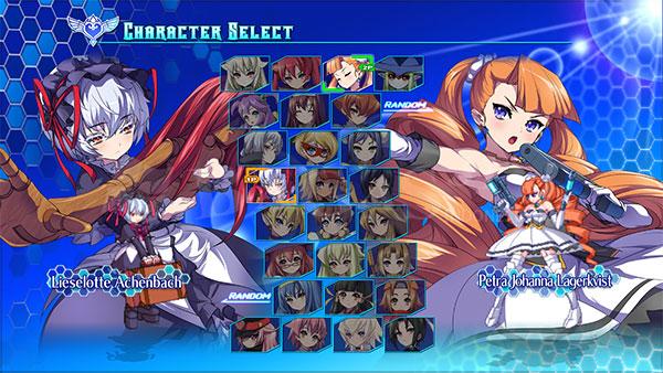 Arcana Heart 3 LOVE MAX SIXSTARS!!!!!! XTEND Repack
