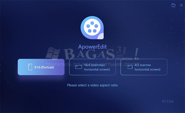 ApowerEdit 1.7.2.6 Full Version