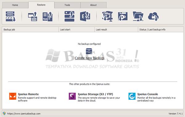 Iperius Backup 7.4.1 Full Version