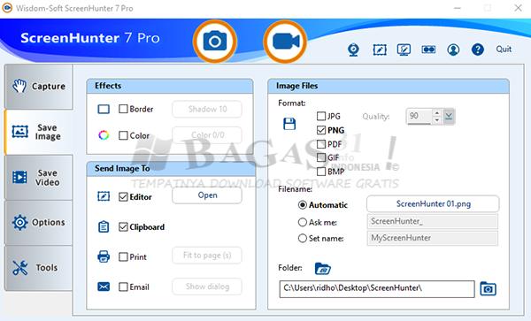 ScreenHunter Pro 7.0.1195 Full Version