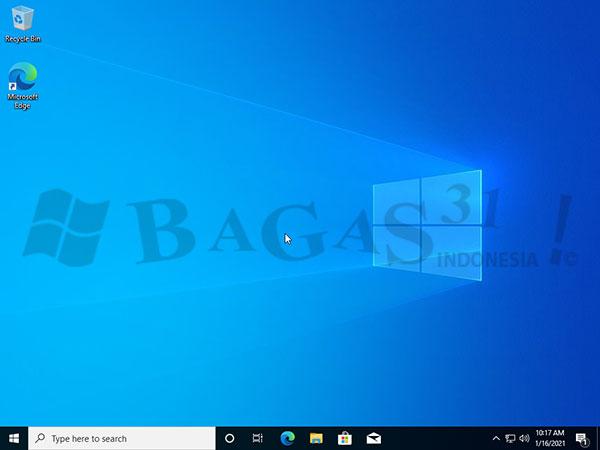 Windows 10 Pro 20H2 Build 19042.964 Mei 2021