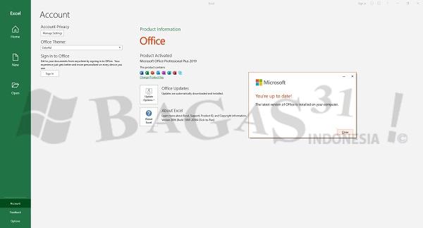 Microsoft Office 2019 Pro Plus v2108 Build 14315.20008 Juli 2021