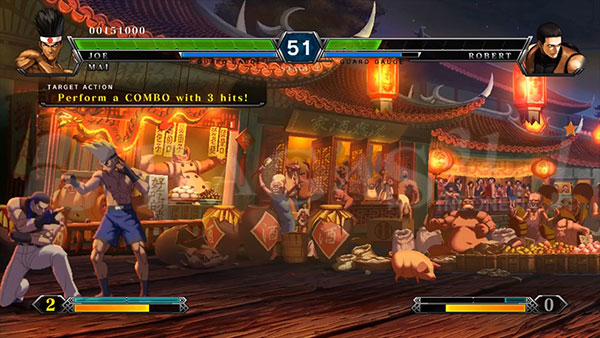 The King of Fighters XIII Galaxy Edition