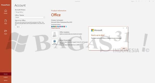 Microsoft Office 2019 Pro Plus v2109 Build 14430.20088 September 2021