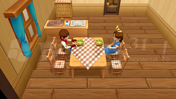 Harvest Moon One World Full Version