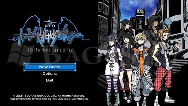 NEO The World Ends with You Full Version